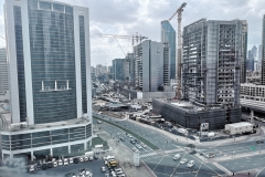 City view of Business Bay